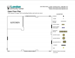 London Community Center - Open Floor Plan for Website